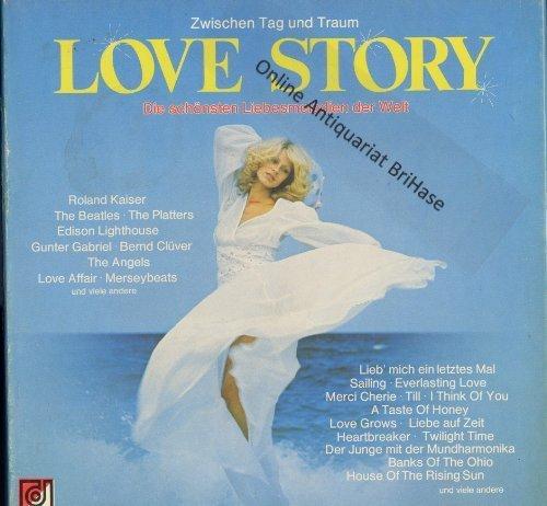 Bild 1: Love Story-Die schönsten Liebesmelodien der Welt, Bernd Clüver, Roland Kaiser, Jack Fender, Michael Schanze...