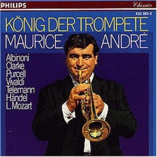 Фото 1: Maurice André, König der Trompete