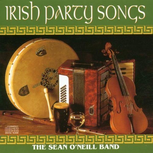 Bild 1: Sean O'Neill Band, Irish Party songs