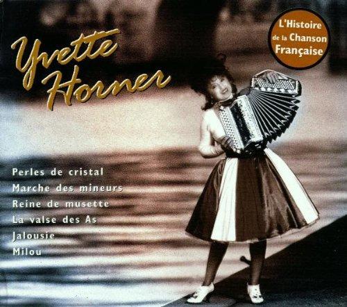 Bild 1: Yvette Horner, Same (16 tracks)