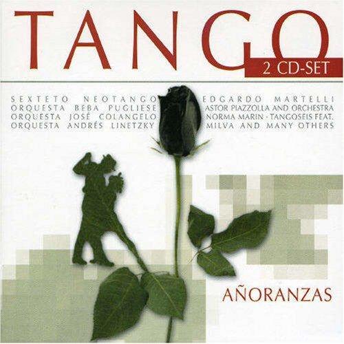 Bild 1: Tango Anoranzas, Sexteto Neotango, Edgardo Martelli, Orquesta, Beba Pugliese...