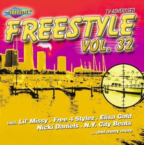 Bild 1: Freestyle 32 (2007), Lil'Missy, Tiara, Elisa Gold, Maureen, Sun Beat..