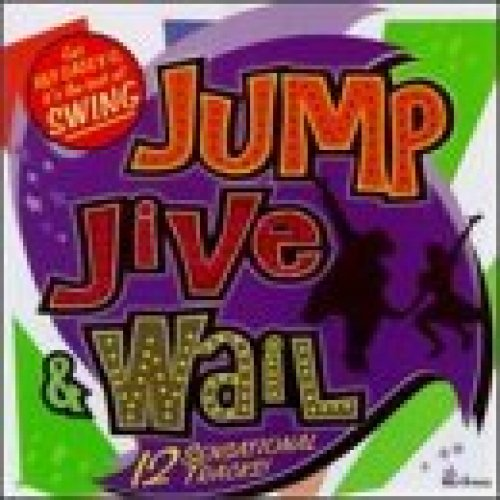 Image 1: Jump, Jive & Wail (1998), Louis Prima, Jesse Price, Johnny Mercer, Peggy Lee, Jimmy Liggins..