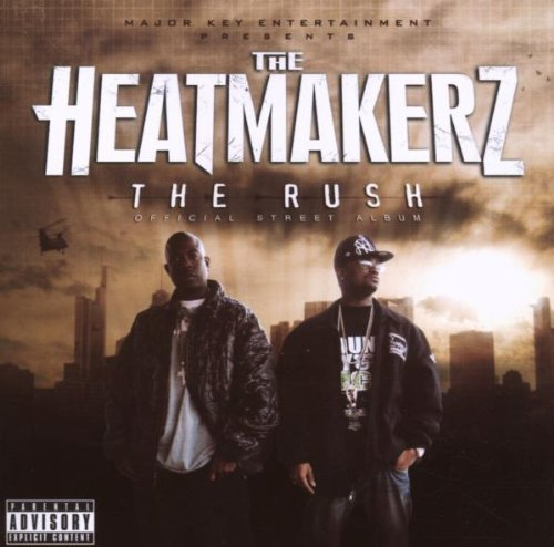 Bild 1: Heatmakerz, The rush