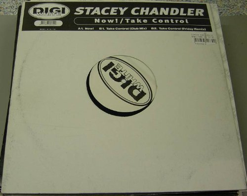 Bild 1: Stacey Chandler, Now / Take control