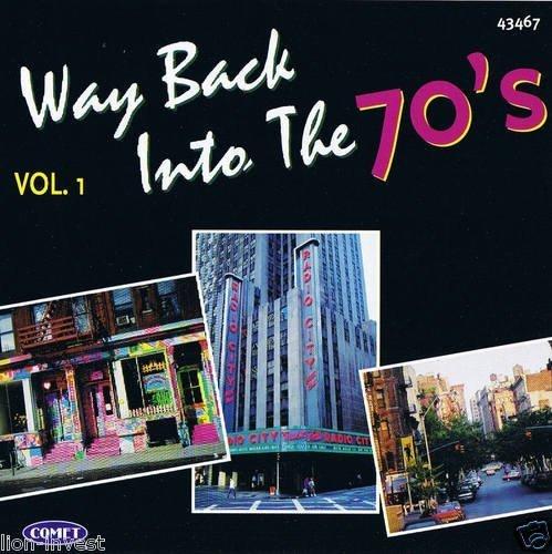 Bild 1: Way Back into the 70's Vol. 1, John Travolta, Harold Melvin, George Mc Crae, New Seekers, Fortunes..