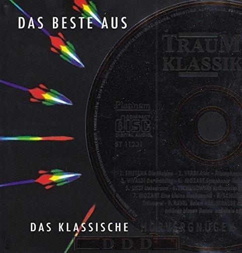 Bild 1: Das Beste aus Traumklassik (12 tracks), Smetana, Verdi, Vivaldi, Mozart, Liszt..
