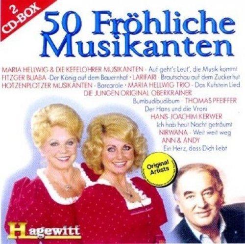 Bild 1: 50 Fröhliche Musikanten, Maria Hellwig, 5 Memories, Nirwana, Andrea & Günter, Uschi Bauer..