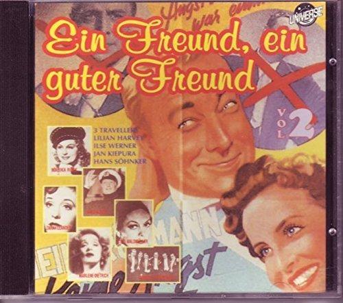 Bild 1: Ein Freund, ein guter Freund 2, Rühmann/Fritsch/Karl, Marika Rökk, Hans Albers, Lilian Harvey..