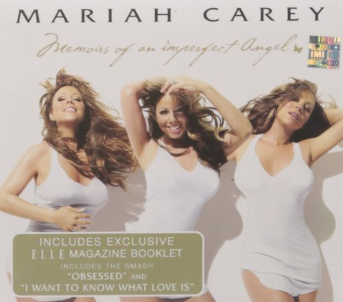 Bild 1: Mariah Carey, Memoirs of an imperfect angel (2009; 21 tracks)