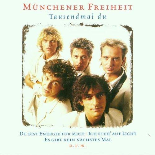 Bild 1: Münchener Freiheit, Tausendmal du (compilation, 1983-94)