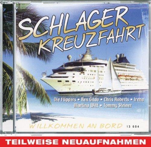 Bild 1: Schlagerkreuzfahrt (16 tracks), Flippers, Michael Morgan, Marion Maerz, Bernhard Brink..