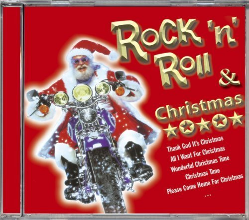 Bild 1: Rock Christmas (15 tracks), Showaddywaddy, Chicory Tip, Santa Claus & his Rockin' Snowmen..