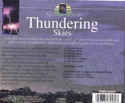 Bild 2: Robert Ploska, Thundering skies (6 tracks)