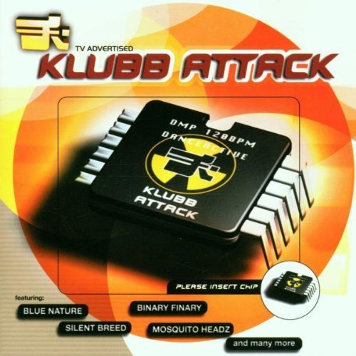 Bild 1: Klubb Attack (1999), Blue Nature, Westbam, Silent Breed, Martin Eyerer..