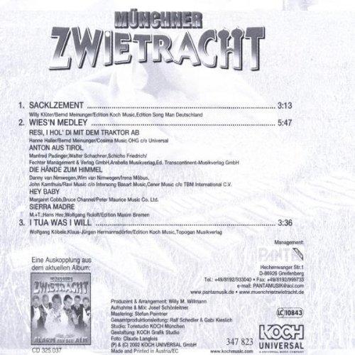 Bild 2: Münchner Zwietracht, Sacklzement (3 tracks)