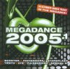 Megadance 2005.1, Scooter, Special D., Starsplash, DJ Black, Klubbingman..