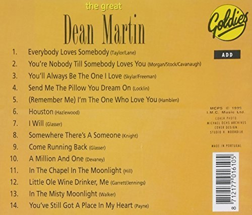 Bild 2: Dean Martin, Great (14 tracks)