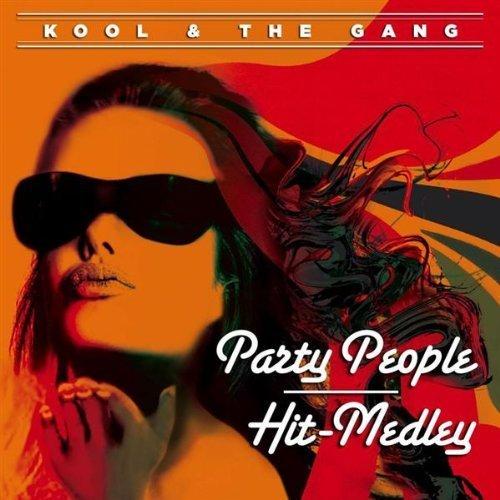 Bild 1: Kool & the Gang, Party people (2 tracks, incl. Hit -Medley)