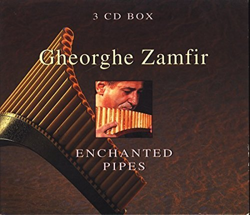 Bild 1: Gheorghe Zamfir, Enchanted pipes (1993)