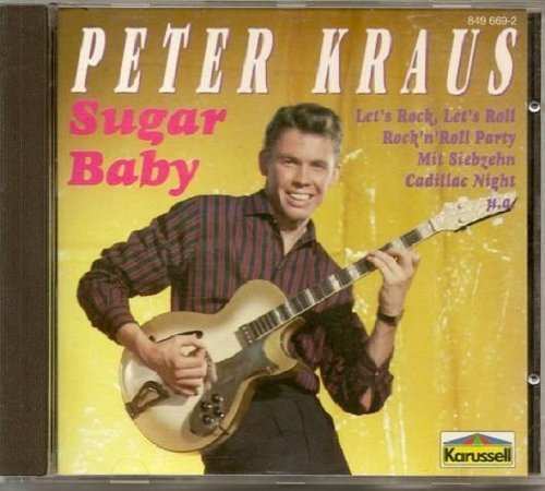 Bild 1: Peter Kraus, Sugar baby (10 tracks)