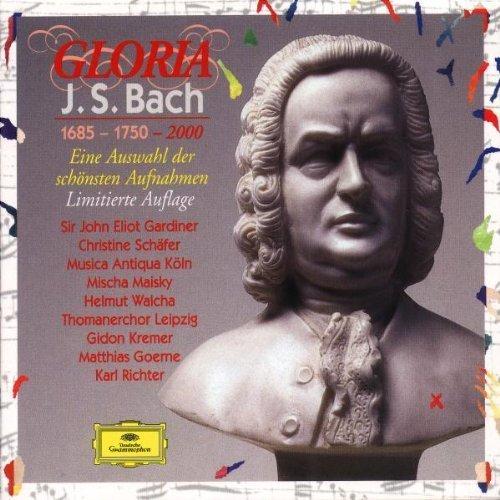 Bild 1: Bach, Gloria-Eine Auswahl der schönsten Aufnahmen (DG) (Sir John Eliot Gardiner, Christine Schäfer, Musica Antiqua Köln..)