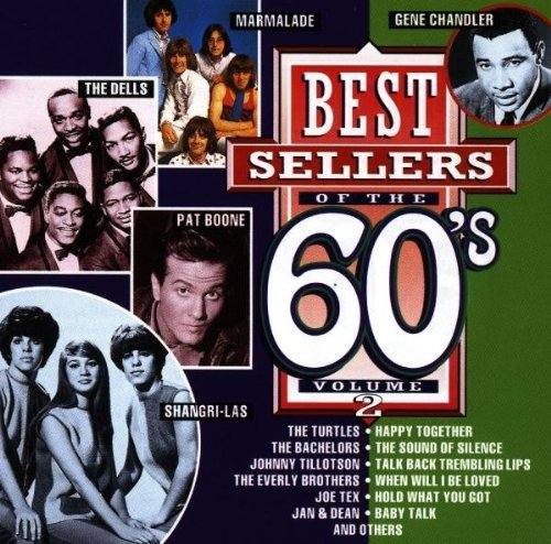 Bild 1: Best Sellers of the 60's 2, Turtles, Gene Chandler, pat Boone, Everly Brothers..