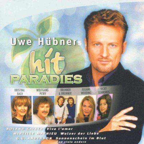 Bild 1: Uwe Hübner's Hitparadies (1999), Vicky Leandros, Mireille Mathieu, Brunner & Brunner, Roland Kaiser..