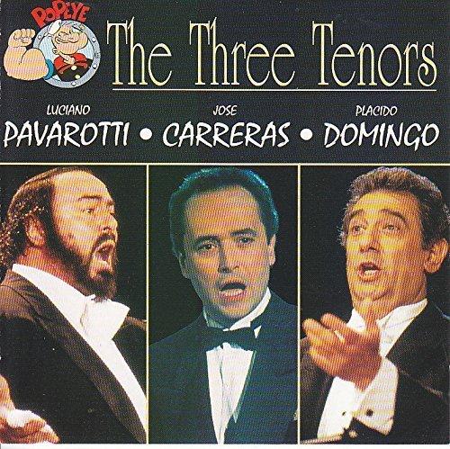 Bild 1: Three Tenors, Luciano Pavarotti, Jose Carreras, Placido Domingo (18 tracks)