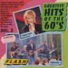 Greatest Hits of the 60's Vol. 2 (14 tracks; Flash), Gary Puckett, Petula Clark, Jeff Beck, Zombies, Freddie & the Dreamers..