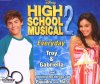 High School Musical 2-Everyday (2007, Disney), Troy & Gabriella (incl. ital. version from Pquadro + Mafy)