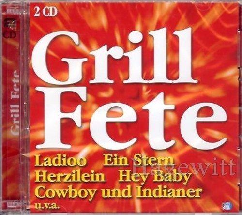 Bild 1: Grill Fete (36 tracks), Jörg Bausch, Inselfeger, Los Valores, Island Hoppers..