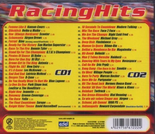 Фото 2: Racing Hits, Caman-Cours, Heiko & Maiko, Scooter, Jürgen Drews, Bino..