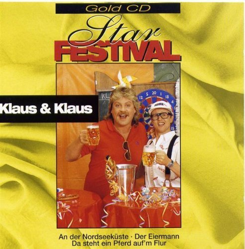 Bild 1: Klaus & Klaus, Star Festival (1995, Gold CD)