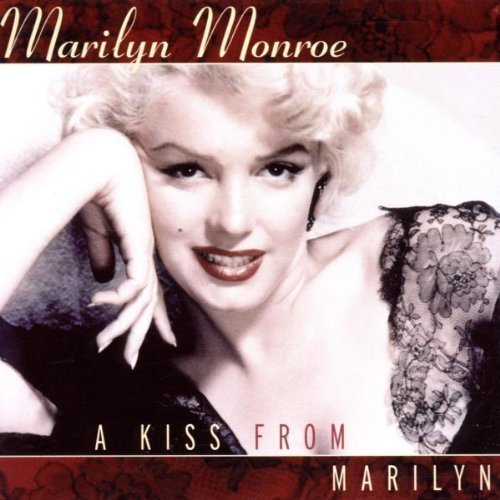 Bild 1: Marilyn Monroe, A kiss from Marilyn (compilation, 2002)