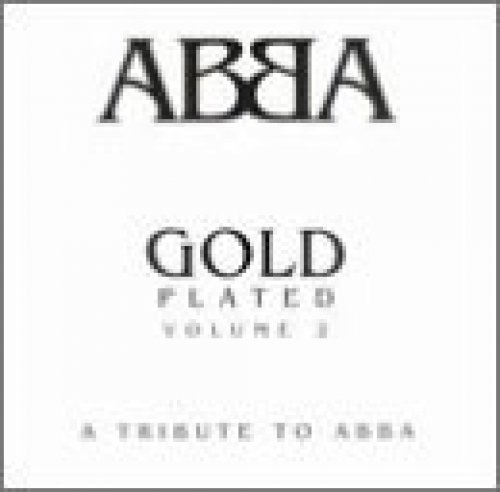 Bild 1: Abba, Gold plated 2-A tribute to