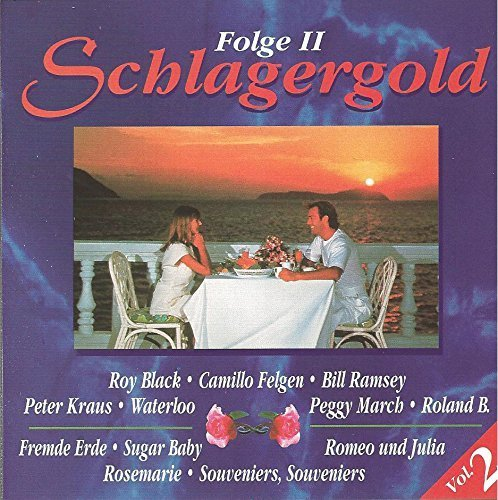 Image 1: Schlagergold 2 (14 tracks), Roy Black, Peggy March, Markus Ess, Flippers..