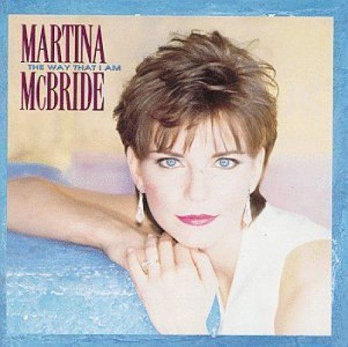 Bild 1: Martina McBride, Way that I am (10 tracks, US)