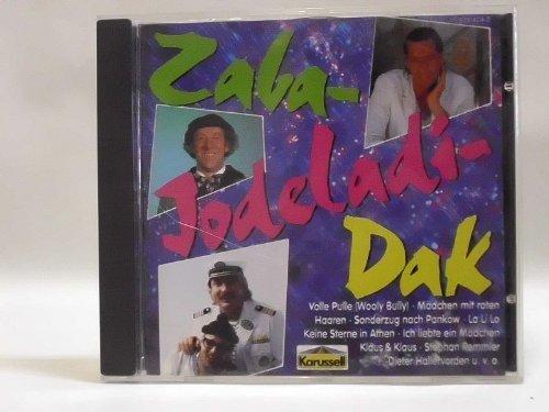 Bild 1: Zaba-Jodeladi-Dak, Udo Lindenberg, Helga Feddersen, Tony, Heinz Erhardt..
