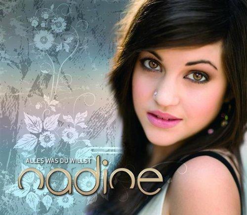 Bild 1: Nadine, Alles was du willst (2 versions, 2007)