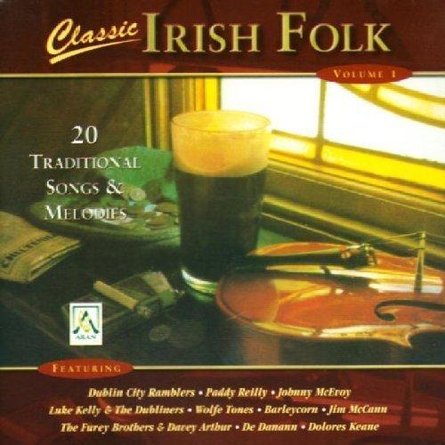 Bild 1: Irish Folk-Classic 1, Barleycorn, Dublin City Ramblers, Paddy Reiilly, Johnny McEroy, Furey Brothers..