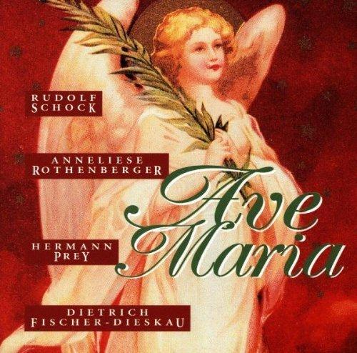 Bild 1: Ave Maria (Disky), Hermann Prey, Anneliese Rothenberger, Rudolf Schock..