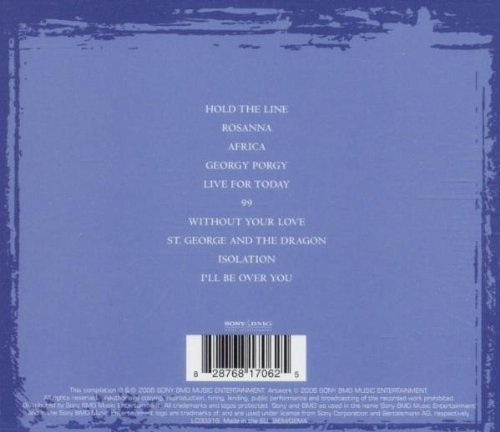 Bild 2: Toto, Collections (compilation, 2006)