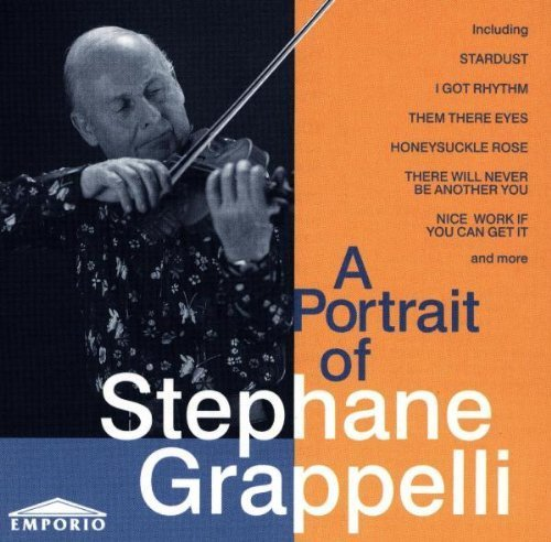 Bild 1: Stephane Grappelli, A portrait of (1995)