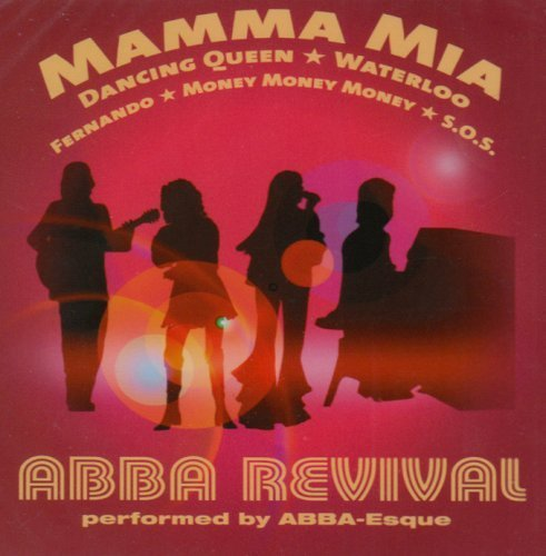 Фото 1: Abba, Abba revival (performed by ABBA-Esque)