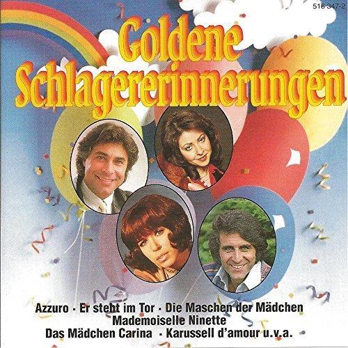 Bild 1: Goldene Schlagererinnerungen  (14 tracks), Karel Gott, Roy Black, ABC-Company, Günter Kallmann Chor, Siw Malmkvist..
