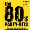 80's Party-Hits (16 tracks), Taylor Dayne, Lisa Stansfield, Four Tops, John Farnham, Rick Astley..