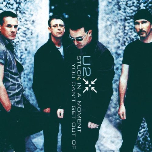 Bild 1: U2, Stuck in a moment you can't get out of (2001, #5727792)