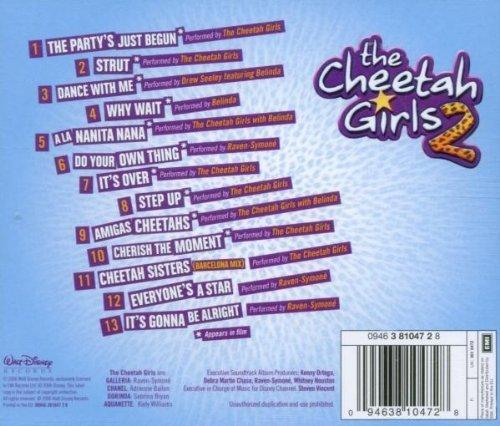 Bild 2: Cheetah Girls 2, Chetah Girls, Drew Seeley, Belinda..