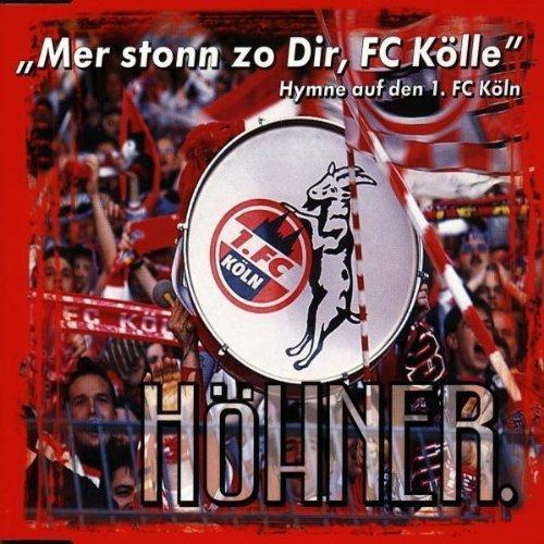Bild 1: Höhner, Mer stonn zo Dir, FC Kölle (3 tracks, 1998)